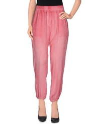 8Pm Trousers Casual Trousers Women Coral