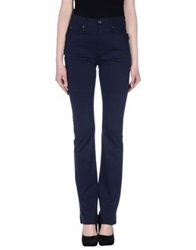 Gattinoni Casual Pants Dark Blue