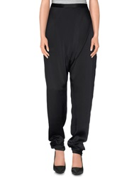 Elizabeth And James Casual Pants Black