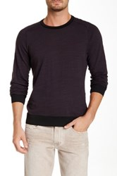 Joe's Jeans Cal Pullover Black