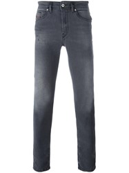 Diesel Super Slim Jeans Grey