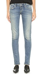 Citizens Of Humanity Racer Low Rise Skinny Jeans Miramar