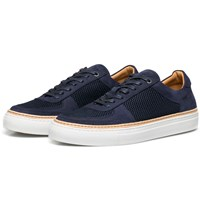 Number 288 Navy Grand Ii Sneakers Blue