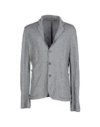 Ermanno Scervino Suits And Jackets Blazers Men Grey
