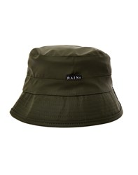 Rains Bucket Hat Green
