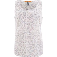 Boss Orange Women's Etop Print Vest Top Multi