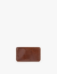 Billykirk Slim Card Case Tan