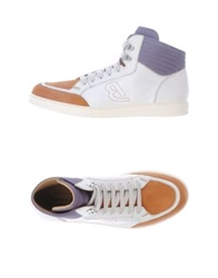 Barracuda High Tops And Trainers White