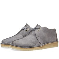 Clarks Originals Desert Trek Grey
