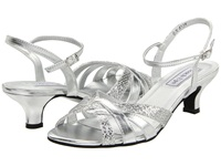 Touch Ups Jane Silver Women's Bridal Shoes