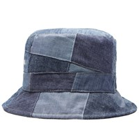 Universal Works Bucket Hat Blue