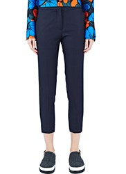 Marni Tailored Straight Leg Pants Black