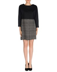 Tela Suits And Jackets Outfits Women Black