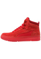 K1x Gk 3000 Le Mk3 Hightop Trainers Xred