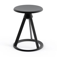 Knoll Piton Fixed Height Stool