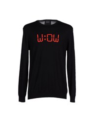 Markus Lupfer Knitwear Jumpers Men Black