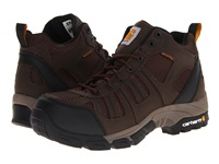 Carhartt Lightweight Waterproof Work Hiker Composite Toe Brown Brown Men's Work Boots