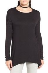 Articles Of Society Women's 'Heather' Long Sleeve T Shirt
