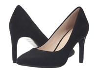 Cole Haan Eliza Grand Pump 85Mm Black Suede Women's Shoes