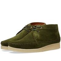 Padmore And Barnes P700 Willow Boot Green