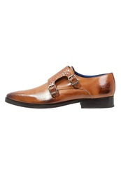 Melvin And Hamilton Oskar Slipons Tan Brown