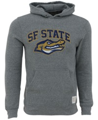 Retro Brand Men's San Francisco State Gators Tri Blend Hoodie