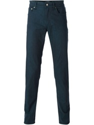 Dolce And Gabbana Classic Slim Jeans Blue