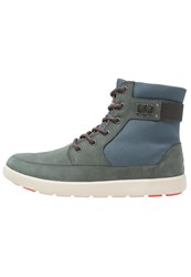 Helly Hansen Stockholm Winter Boots Rock Ebony Natura Rusty Fire Grey