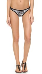 L Space Ivory Coast Cosmo Itsy Bottoms Black