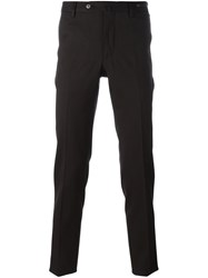 Pt01 Skinny Trousers Brown