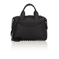 Alexander Wang Women's Rogue Large Satchel Black Blue Black Blue