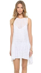 Clayton Finn Eyelet Dress