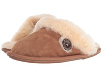 Bedroom Athletics Molly Chestnut Women's Slippers Brown