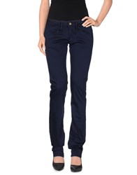 Fornarina Trousers Casual Trousers Women Dark Blue