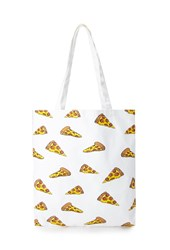 Forever 21 Pizza Party Tote