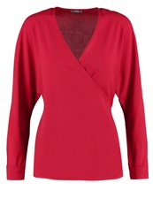 Kiomi Blouse Red