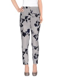 Selected Femme Trousers Casual Trousers Women Grey