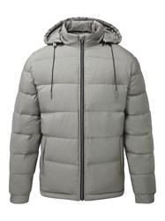 Henri Lloyd Men's Kennington Down Jacket Grey