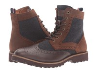 Tommy Hilfiger Olympia Brown Men's Shoes