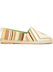 Valentino Garavani 'Native Couture' Espadrilles Multicolour
