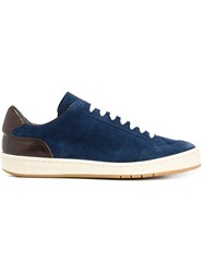 Umit Benan Classic Sneakers Blue