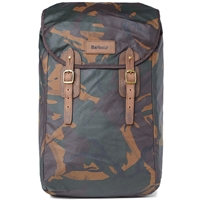 Barbour Hamish Backpack Camo