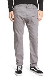 Men's The Rail Slouchy Slim Fit Jeans Grey Shade
