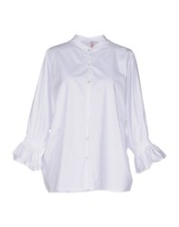 Imperial Star Imperial Shirts Shirts Women White