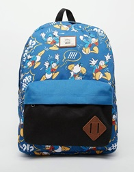 Donald Duck Backpack Blue