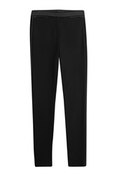Karl Lagerfeld Jersey Pants Black