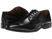 Florsheim Sabato Wing Ox Black Men's Lace Up Wing Tip Shoes