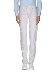 Gianfranco Ferre Gf Ferre' Trousers Casual Trousers Men White