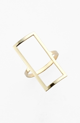 Lana 'Chime' Open Ring Yellow Gold