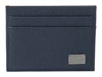 Dolce And Gabbana Classic Cardholder Navy Blue